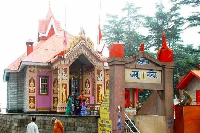 Explore Temples In Shimla With Breakfast & Lunch