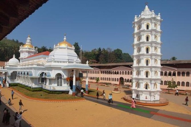 Full-Day Goa Shore Excursion with Lunch at a Spice Plantation