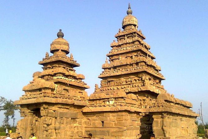 Full Day Excursion to Dakshinachitra and Mamallapuram from Chennai