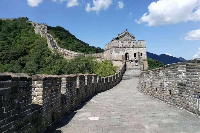 Private Trip to Mutianyu Great Wall with Dumpling Cooking Class Experience