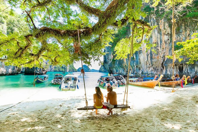 Hong Islands Full-day Adventure Tour from Krabi with Lunch