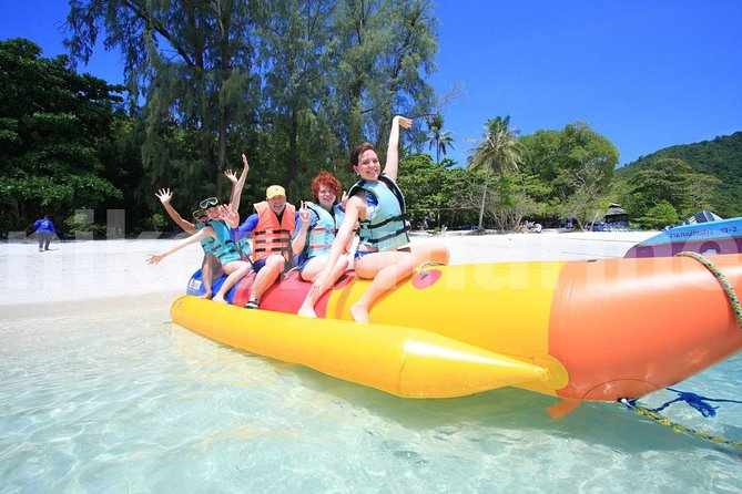 Coral Island Full-day Trip from Phuket City (Boat Departure from Chalong Pier)