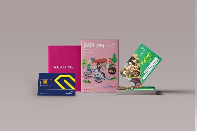 Unlimited Data SIM card (FREE Hotel Delivery in Hanoi)