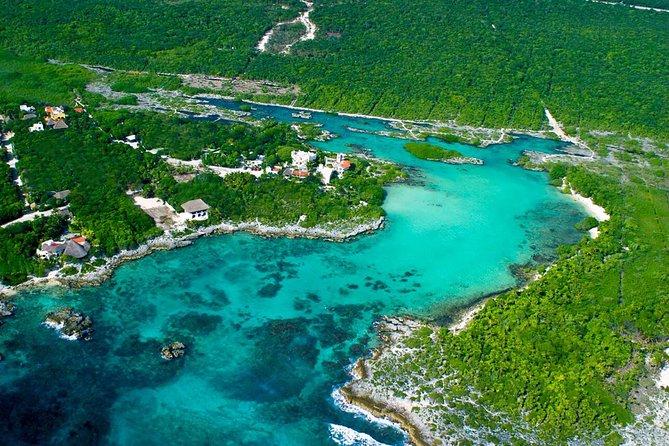 Snorkel Xtreme adventure in Cancun
