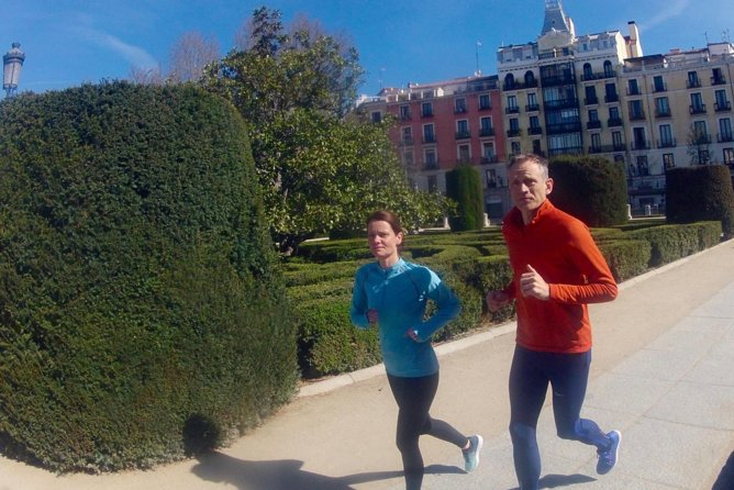 Running Tour in Madrid - Private (1-3 pax)