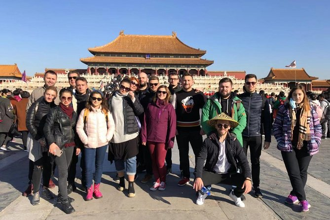 Small Group Beijing Layover Tour to Mutianyu Great Wall and Forbidden City
