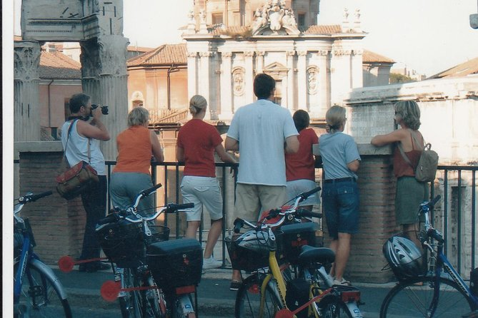Rome Highlights by Bicycle