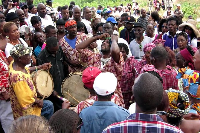 Must Do-Accompong Maroon Village Tour & Celebration