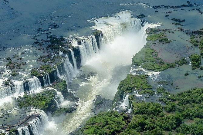 Iguazu Falls Private Tour Argentinean side with Navigation option photo 1