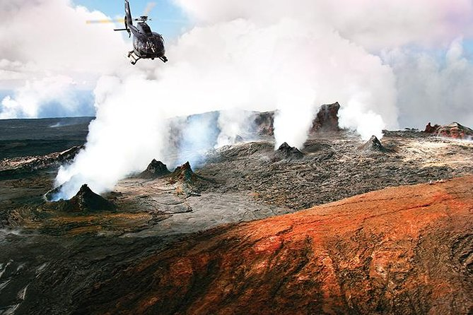 Big Island Volcano Deluxe Helicopter Tour