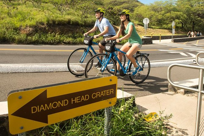 Bike Tour of Scenic Diamond Head with Optional Hike photo 9