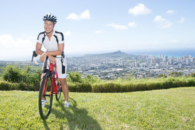 Bike Tour of Mount Tantalus