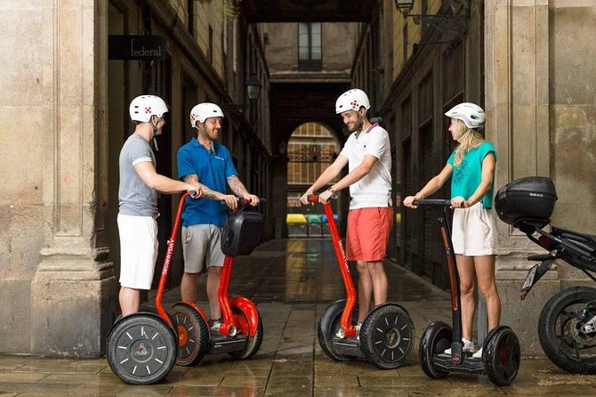 Insiders Segway Tour