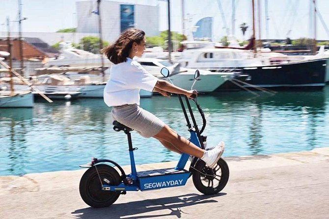eScooter Mini Tour