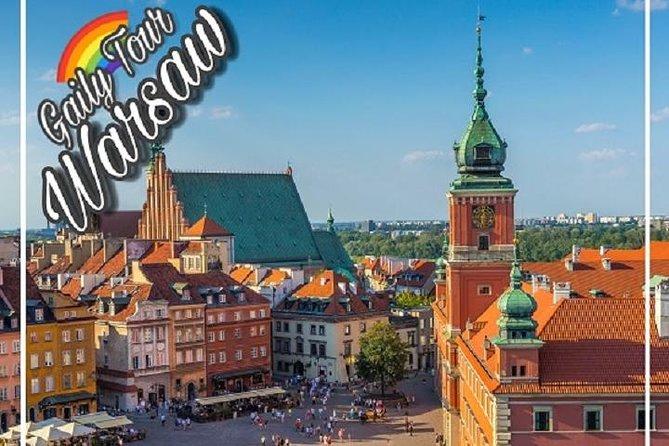 GAILY TOUR in WARSAW - Gay & Lesbian Tour