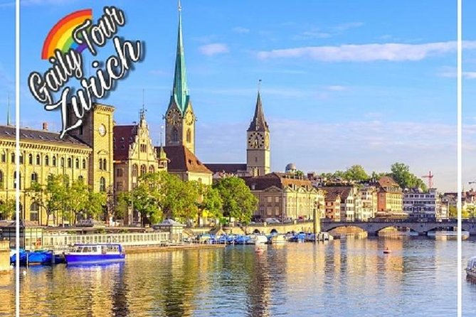 GAILY TOUR in ZURICH - Gay & Lesbian Tour