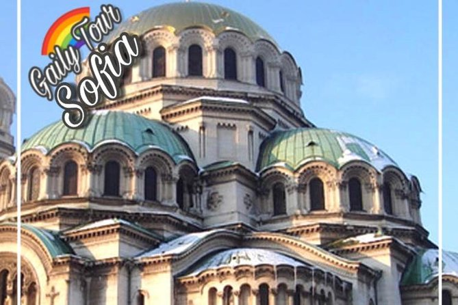 GAILY TOUR in SOFIA - Gay Friendly Tour & Ottomans' Secrets