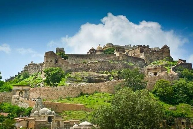 Private Day Tour Of Kumbhalgarh Fort & Wildlife Sanctuary From Udaipur