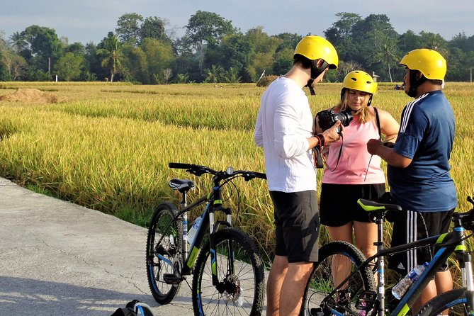 Tanah Lot Cycling Tour