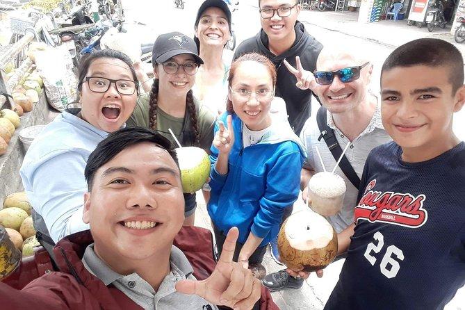 Sightseeing Tour In Saigon With Motorbike