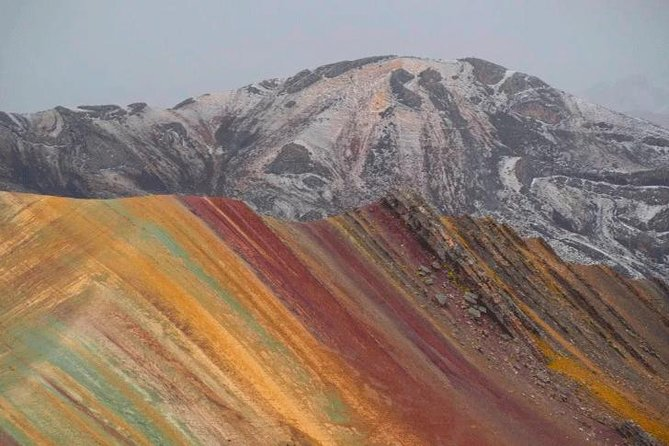 Day Tour Palccoyo Rainbow Mt. from Cusco or Puno