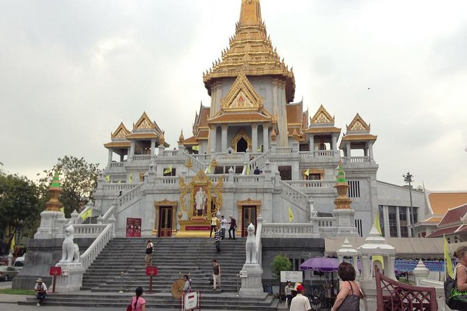 Bangkok 3 Temples and City Join Tour