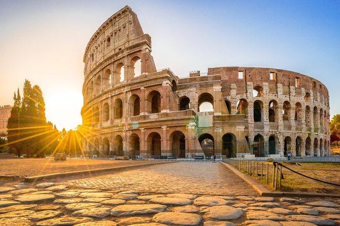 Colosseum Underground By Day - Exclusive Entry