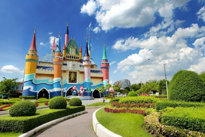 Siam Park City Amusement Park at Bangkok including Lunch & Return Transfer