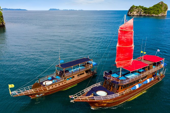 Pig Island by Dragon Yacht - 7 Islands, Snorkeling, Pig Feeding & Kayaking