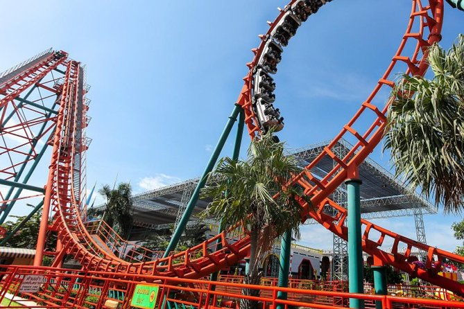 Siam Park City Amusement Park at Bangkok Admission Ticket