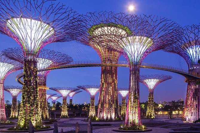 Universal Studios Singapore + Gardens By the Bay + OCBC