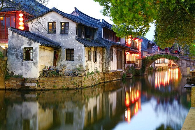 Zhouzhuang Water Village Private Full Day Tour from Shanghai