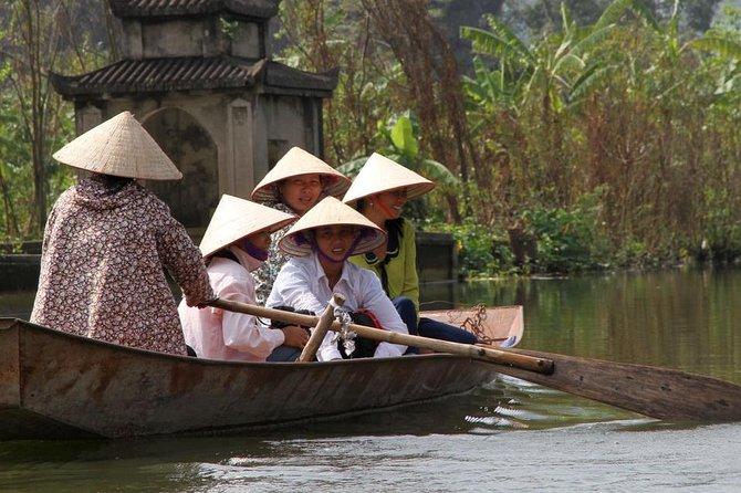 Day Tour of Perfume Pagoda from Hanoi