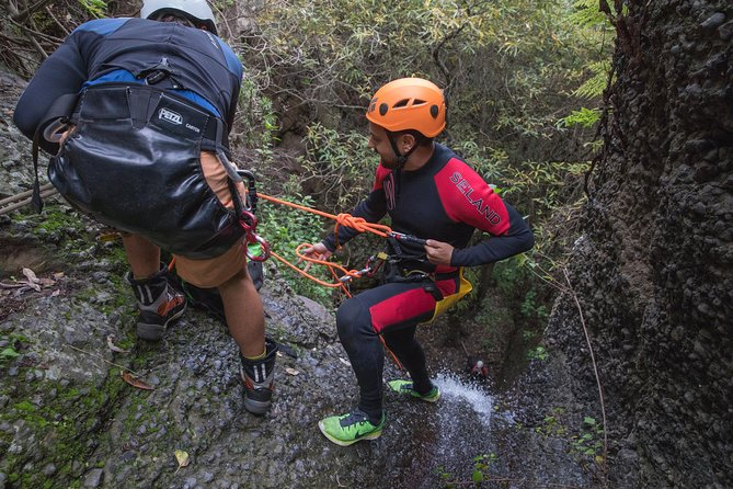 Canyoning in Gran Canaria photo 8