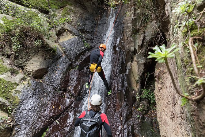 Canyoning in Gran Canaria photo 2