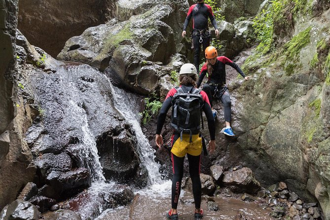 Canyoning in Gran Canaria photo 4