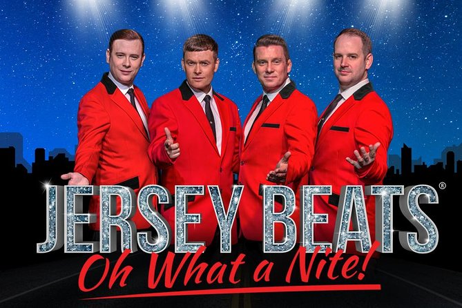 The Jersey Beats presents Oh What A Nite!