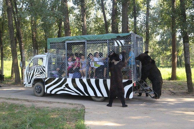 Private Full-Day Beijing Wildlife Park Tour photo 4