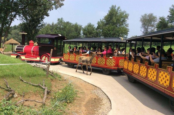 Private Full-Day Beijing Wildlife Park Tour photo 6