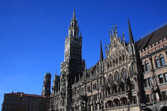 Munich Small-Group Half-Day Guided Walking Tour