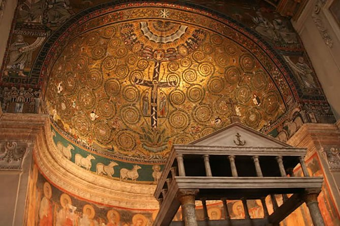 Underground Rome And Catacombs Tour with Basilica of San Clemente