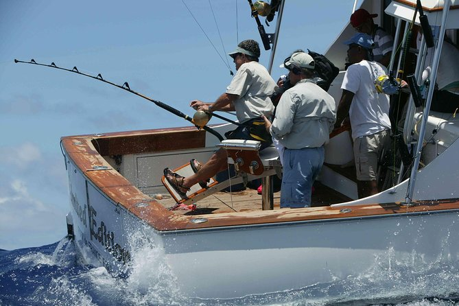 Small-Group Saint Lucia Sports Fishing Tour