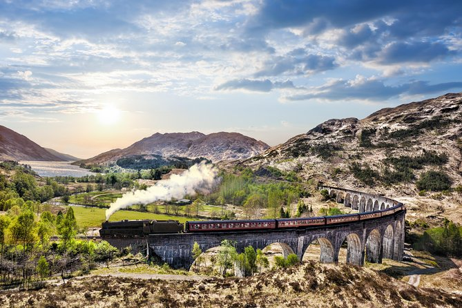 The Magical Highland Tour Including the Jacobite Steam Train Journey