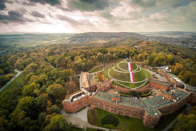 Krakow Mounds Tour, private