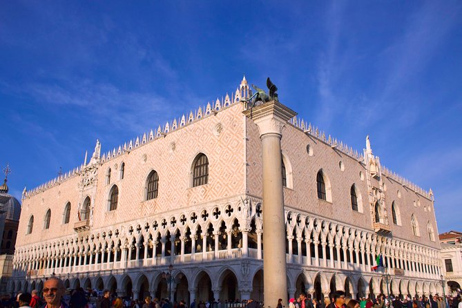 Afternoon in Venice Walking tour with Doge's Palace and Gondola Ride