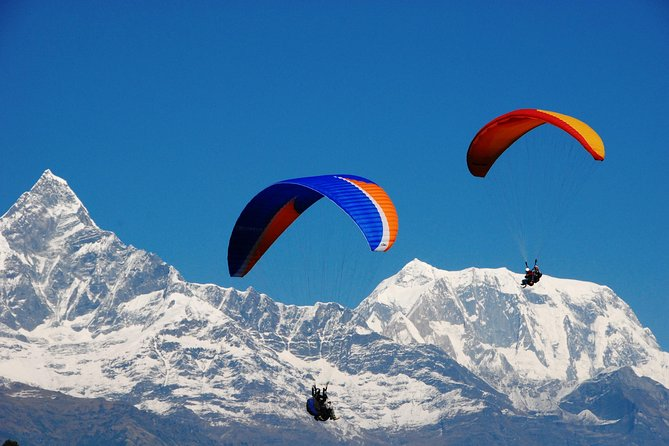 Paragliding in Pokhara, Pokhara Day Tour