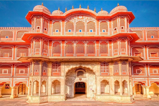 Jaipur in One Day Guided Sightseeing Tour from Delhi