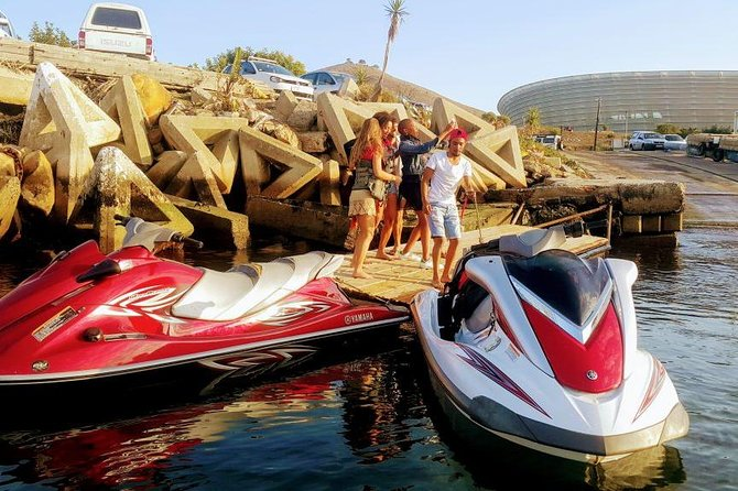 Jet Skii rental in Cape Town