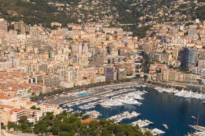 Private full day tour To Monaco, Monte-Carlo, Eze, Cannes and St Paul from Nice