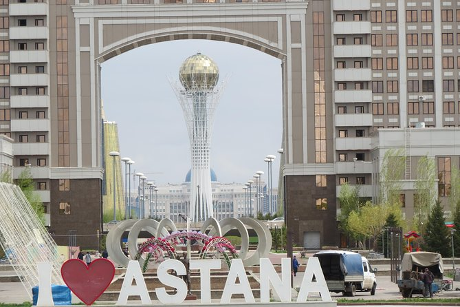 City tour in Astana